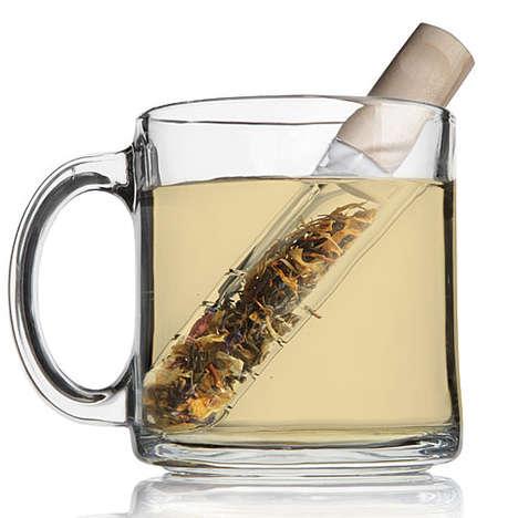 Test Tube Tea Infusers