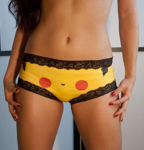 Anime-Inspired Underwear