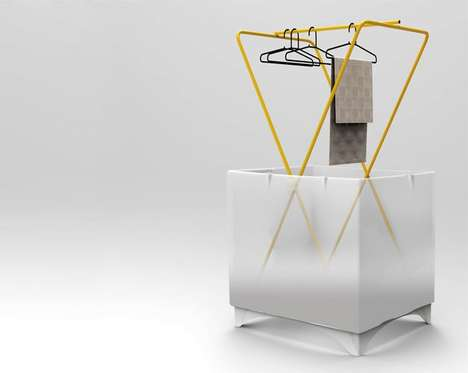 Foldable Clothes Dryers