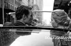 Old Hollywood Fragrance Campaigns - The One Perfume Ad for Dolce & Gabbana Looks Like a Mini Film