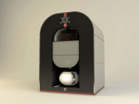 Compact Coffee Machines