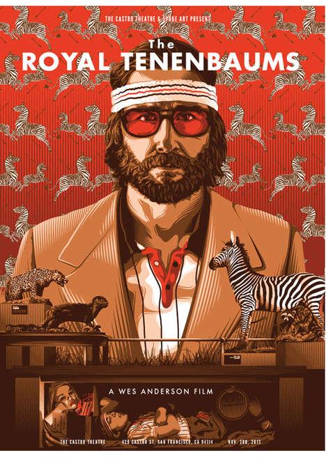 Eclectic Indie Film Art