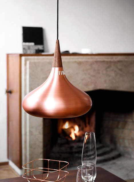 Garlic Bulb-Like Lighting