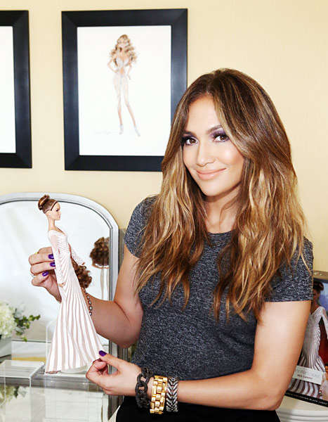 Mattel Recently Released a Stylish Jennifer Lopez Barbie Doll