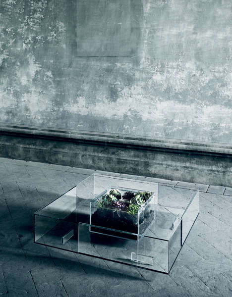 Transitional Glass Tables