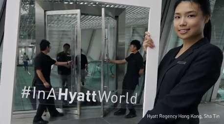 Hospitable Door-Opening Stunts