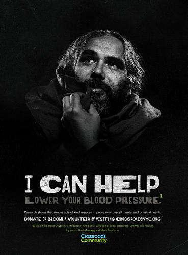 Self-Centered Homeless Ads