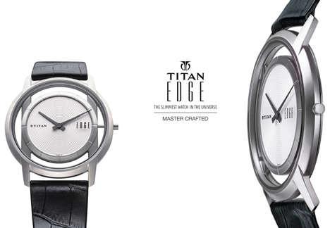 Super-Slim Timepieces