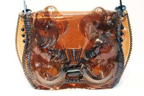 Maximalist Transparent Bags