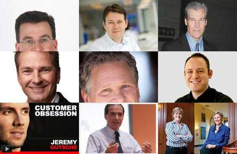 15 Speeches on Consumer Experience