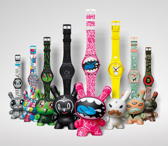 55 Playful Wristwatches for Kids