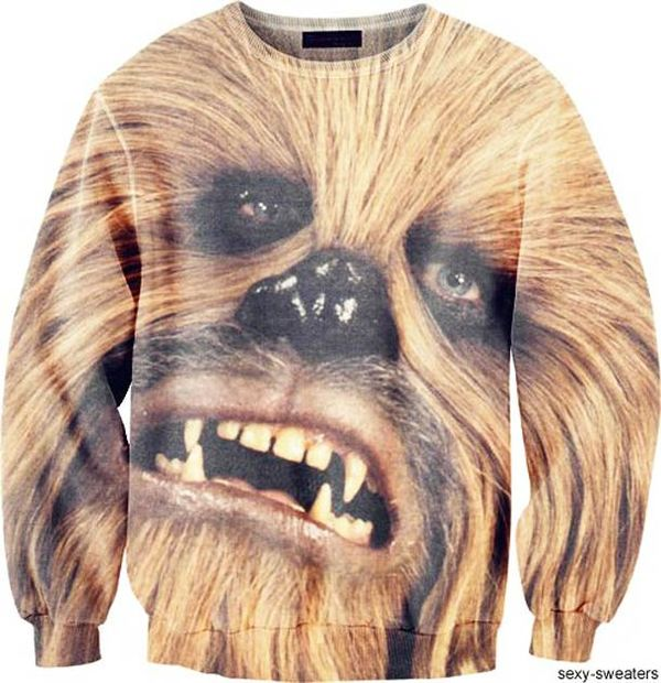 99 Humorous Pop Culture Sweaters