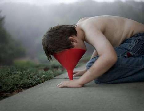 Autistic Child Photography