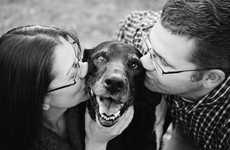Sentimental Pet Send-Offs - Joy Sessions by Sarah Beth Documents the Human-Pet Bond