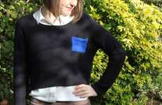 Pocket Add-On Tutorials - Add Knitted Pockets to any Jumper with This Simple DIY Activity