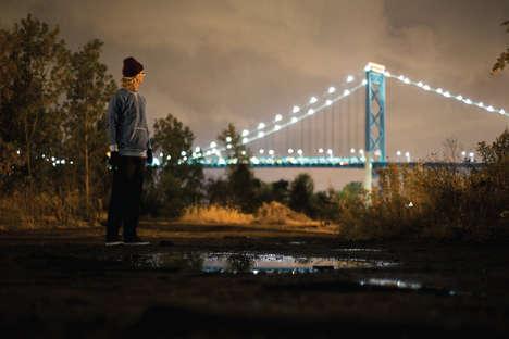 Midnight Graffiti Artist Lookbooks