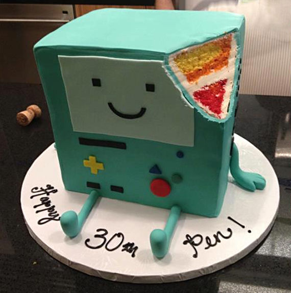 42 Geeky Birthday Cakes