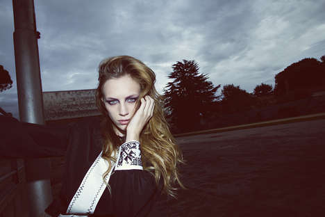 Sultry Vampire-Inspired Shoots