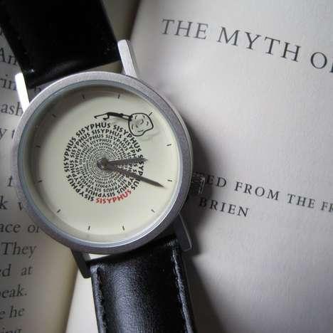 Greek Mythology Timepieces