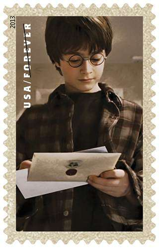 Magical Movie Postage