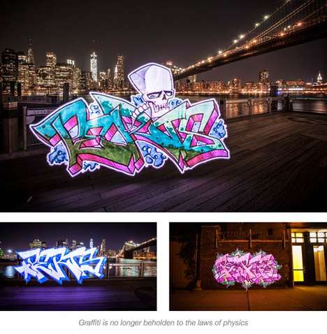 Electrifying Light-Painting Photography