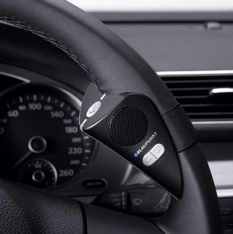 Steering Wheel Speakers