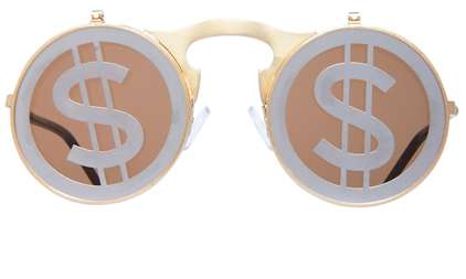 Cash-Obsessed Sunglasses