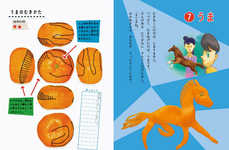 Orange Peel Origami - In Japan, Creating Art from Orange Peels is Becoming a Huge Fad