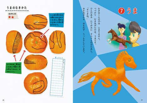 Orange Peel Origami