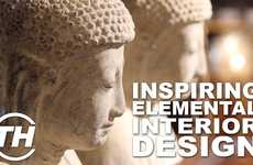 Inspiring Elemental Interior Design
