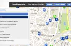 Handicapable Map Apps - Handimaps Helps the Disabled Plan a Wheelchair-Friendly Route