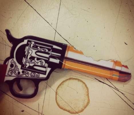 Old West Weapon Keys