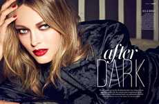 After Dark Beauty Editorials