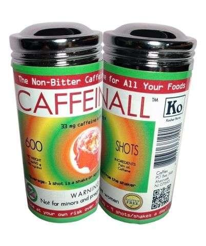 Stimulating Caffeine Seasoners