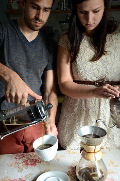 Artisanal Coffee Entrepreneuers