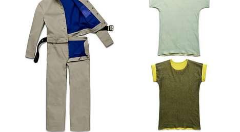 Futuristic Sportswear Fashion