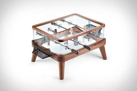Elegant Table Football