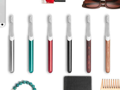 Chic Customized Teeth Cleaners