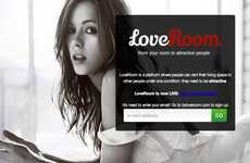Vain Room Rental Services - 'Love Room' Only Helps Attractive People to Find Accomodations