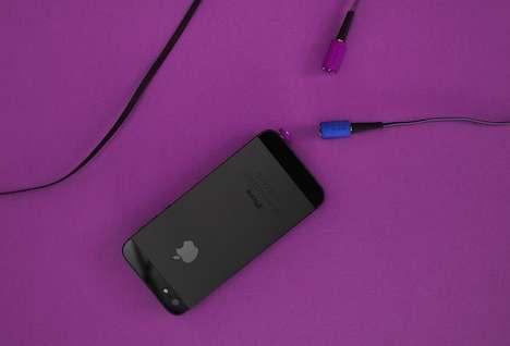 Detaching Earbud Adapters