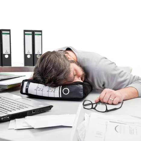 Covert Workplace Napping Pillows
