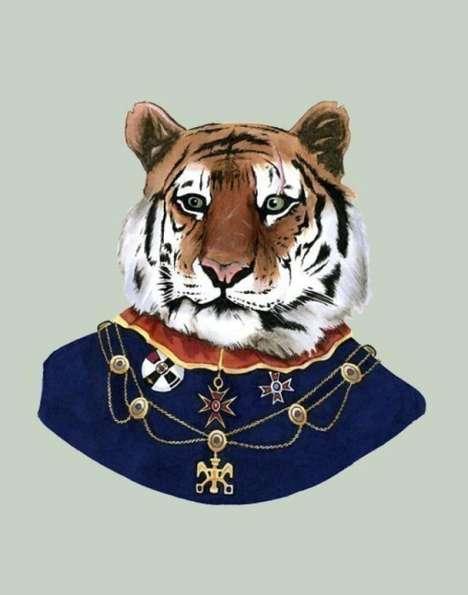 Distinguished Animal Illustrations (UPDATE)