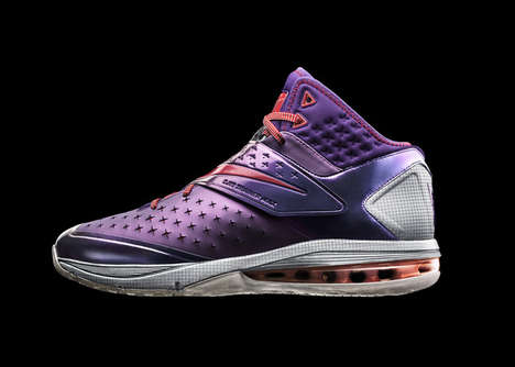 Film-Inspired Footwear - The New Megatron Nike Sneakers Fill Geeks with Glee