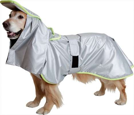 Fireproof Dog Coats - This Dog Cloak Will Keep Your Pet Safe in a Disaster