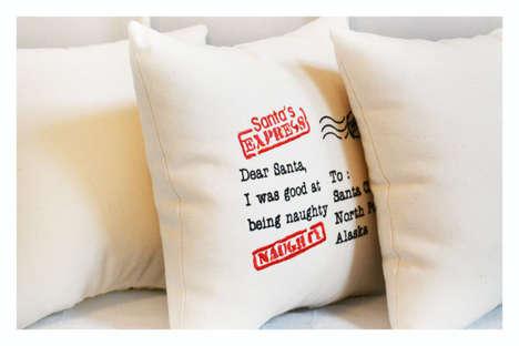 Funny Festive Cushions