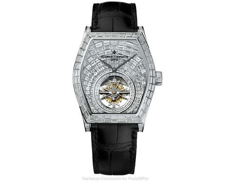 Heritage Honoring Diamond Timepieces