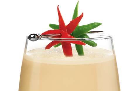 Hybrid Coffee-Jalapeno Eggnogs - This Eggnog Recipe Adds a Spicy Twist to a Favorite Christmas