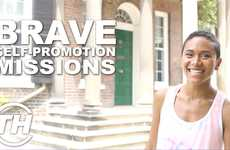 Brave Self-Promotion Missions - Maya Told Us About Her 'Be Shameless' Project