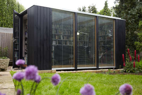 Backyard-Inspired Libraries