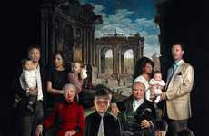 Terrifying Royal Family Portraits